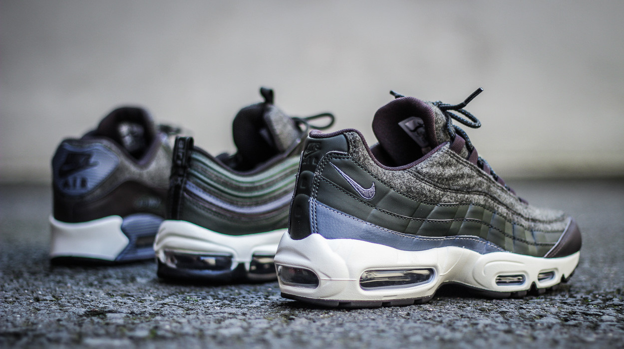 Nike Air Max Wool Pack