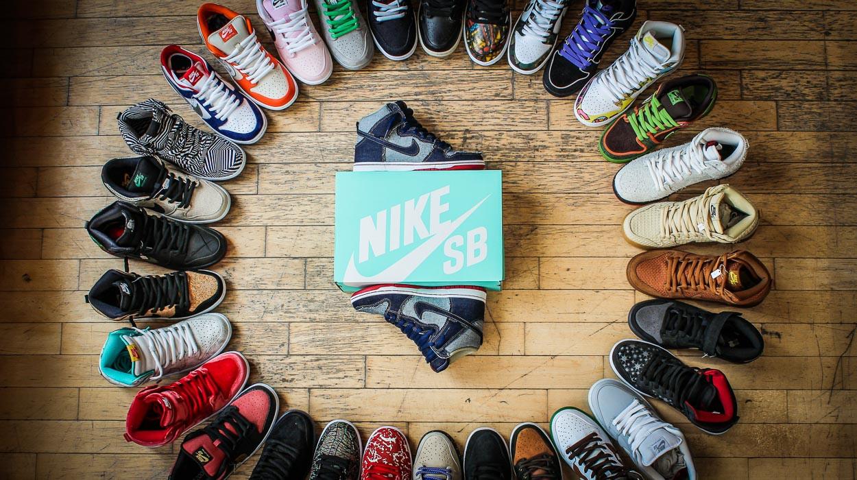 Nike SB Dunk High TRD QS