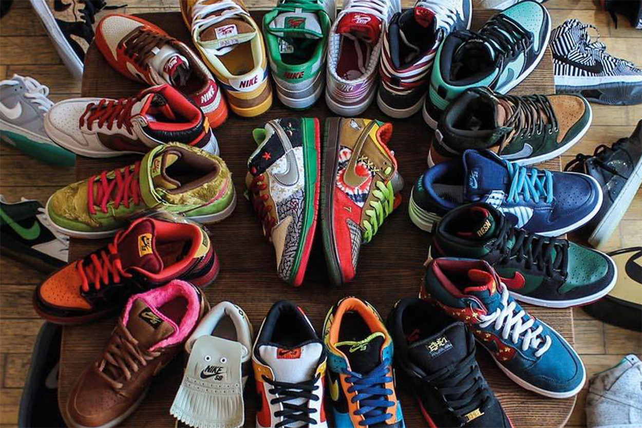 Nike SB Collection