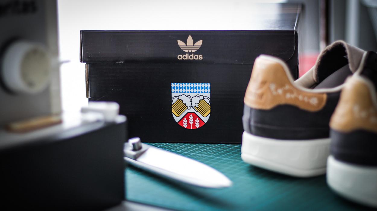 adidas Originals Munchen MIG Oktoberfest Made in Germany
