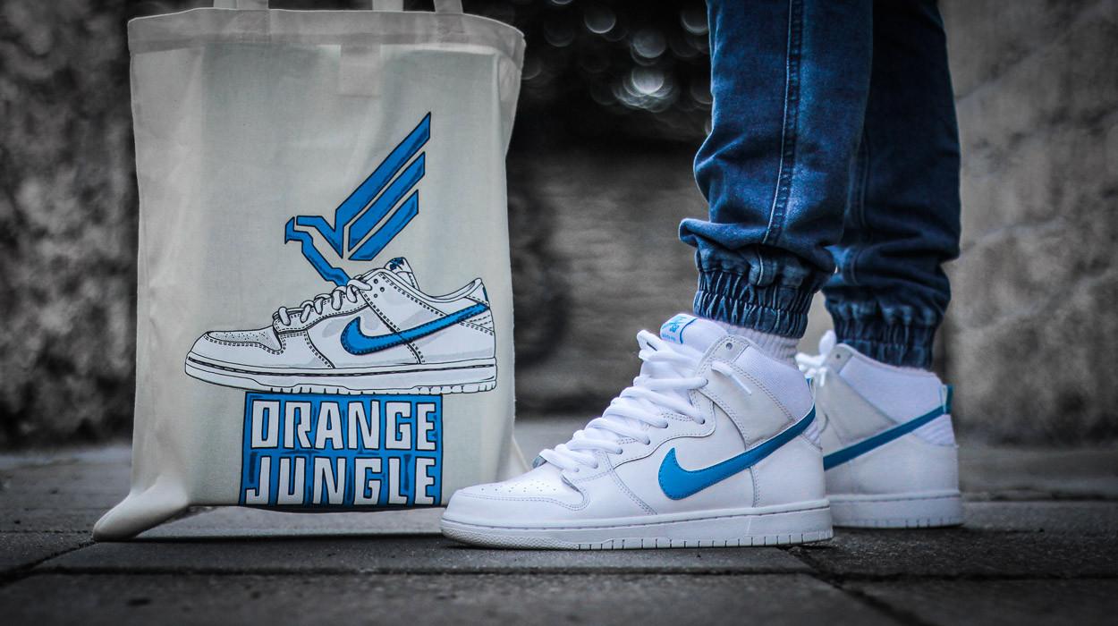Nike SB Dunk High Mulder TRD QS