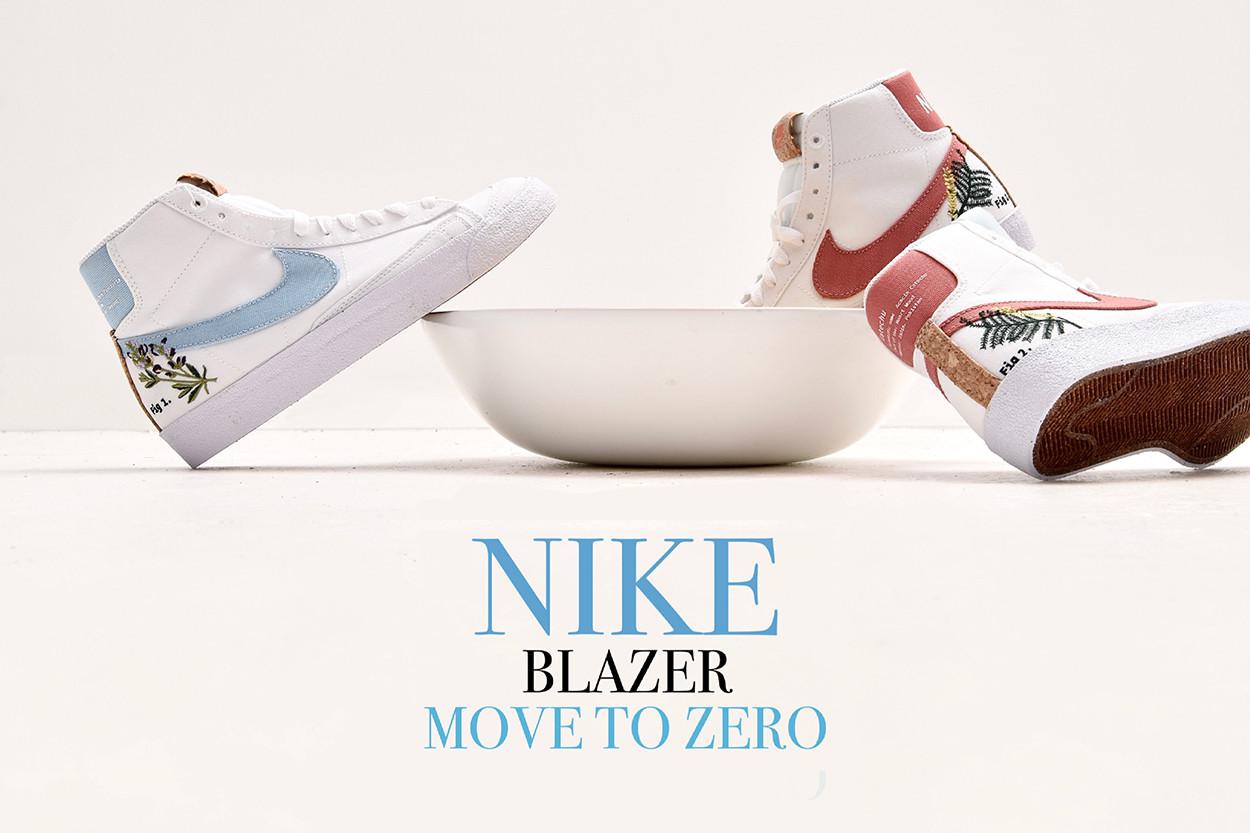 Nike Blazer - Move to Zero